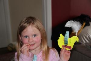 See my quail!